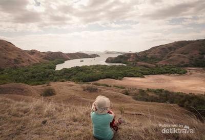 Mengagumi Alam Komodo, Rinca hingga Labuan Bajo