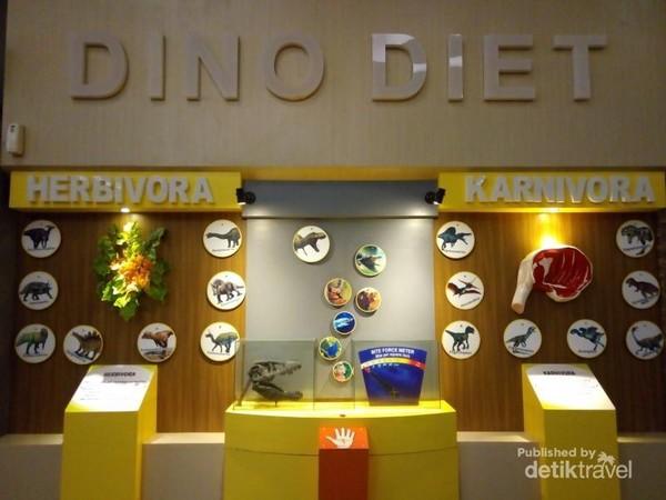 Yuk cari tahu jenis-jenis dinosaurus berdasar makanannya!