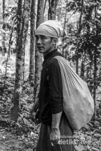 Kang Safri, Urang Baduy Kanekes