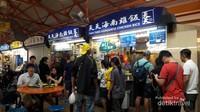 Antrian Tian Tian Hainanese Chicken Rice