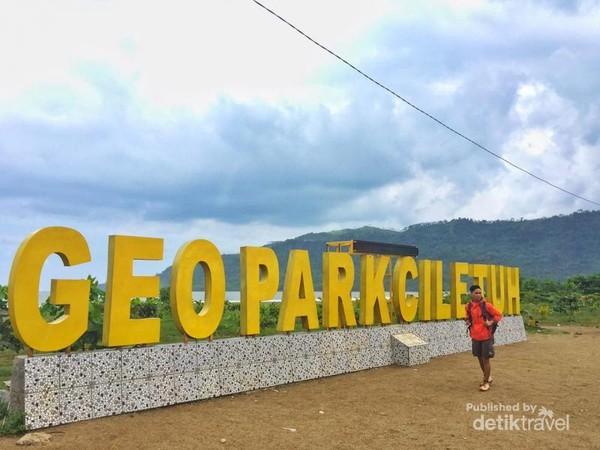 Landscape Geoprak Ciletuh