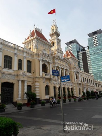 Solo Traveling ke Ho Chi Minh City di Vietnam, Seru Banget!