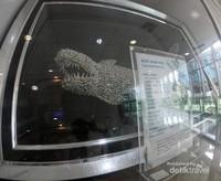 Gigi ikan hiu yang sudah dipigura, ternyata juga harus mendapat izin karantina untuk dikirimkan