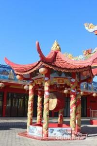 kelenteng ini termasuk dalam cagar budaya yang dilindungi dan menjadi salah satu aset wisata sejarah dan religi di Banyuwangi.
