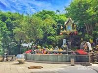 Altar Utama Vihara Nam Hai Kwan Im Po Sat