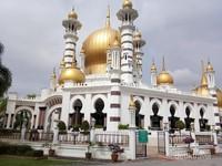 Masjid Ubudiyah yang merupakan ikon Kota Kuala Kangsar