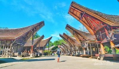 Desa Kete Kesu, Keajaiban dari Tana Toraja