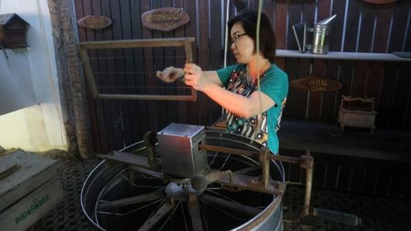 Penjelasan mengenai alat pengolah madu