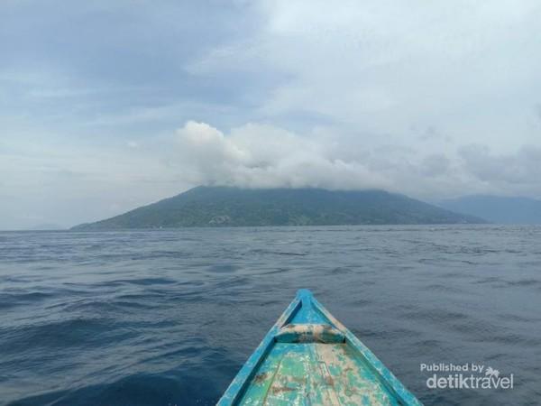 Menuju Pulau pura