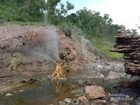 Salah satu objek wisata Alor, Tuti Adagai
