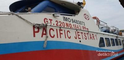 Tiket Pesawat Mahal, Saatnya Coba Naik Kapal Ferry