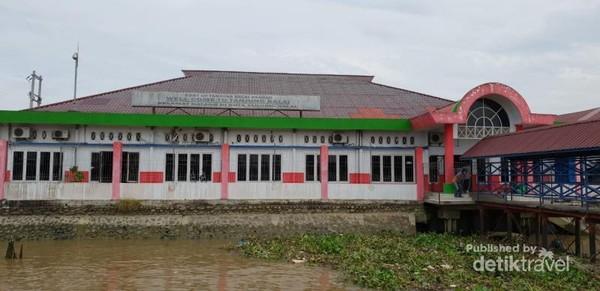 Pelabuhan Teluk Nibung, Tanjung Balai
