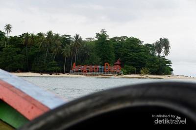 Pulau Angso Duo dan Mitos Doa Sambil Berjalan Kaki