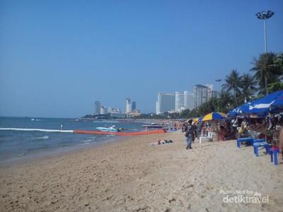 Menikmati Berbagai Sudut Pattaya di Thailand