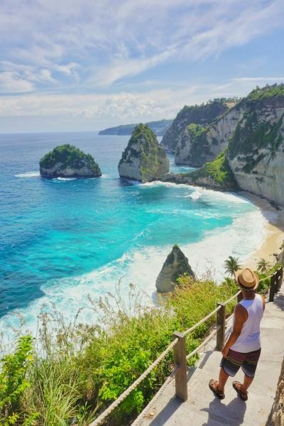Aneka Destinasi Wajib di Nusa Penida