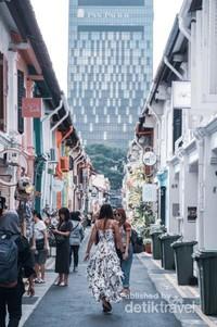 Jalan Haji Lane