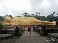 Rupang Buddha Mahaparinibbana