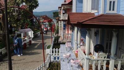 Kota Mini, Tempat Liburan Anak Saat Akhir Pekan di Bandung