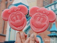 Es krim Minnie Mouse
