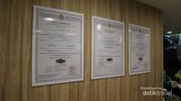Pastinya restoran ini sudah mendapat sertifikat halal dari Majelis Ulama Thailand