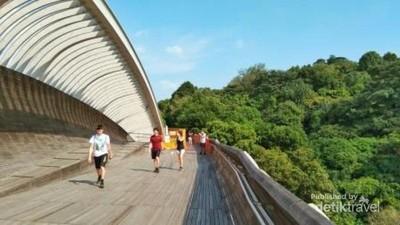 Spot Terbaik untuk Melihat Indahnya Singapura dari Ketinggian