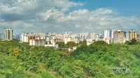 Singapura dari ketinggian