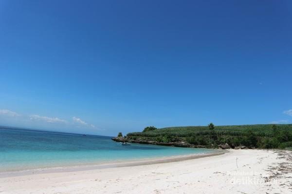 Pantai yang indah dan cantik