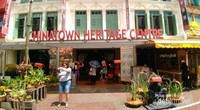 Chinatown Heritage center, umum buat semua tourist