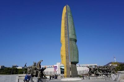 Jejak Sejarah Perang di Negeri Ginseng, Korea Selatan
