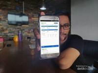 Untuk urusan tiket ke Labuan Bajo, saya serahkan ke Tiket.com