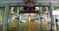 Pintu timur masjid sultan