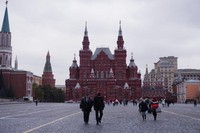 State Historical Museum, tempat koleksi sejarah bangsa Rusia