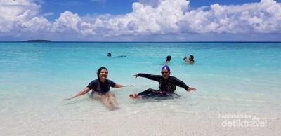 Begini Lho Keindahan Maldives