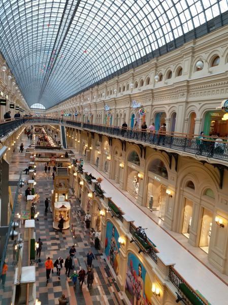 Merupakan galeri seni dengan arsitekturnya yang menyerupai stasiun kereta London di abad ke-19