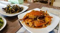 Kepiting Saus Padang Krabe