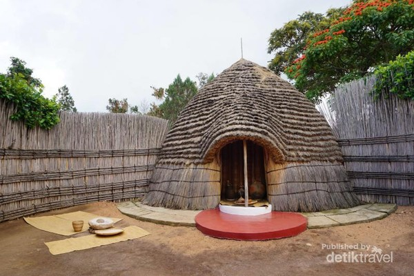 Rwanda Kings Palace Museum