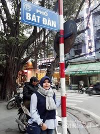 STREET AT HANOI