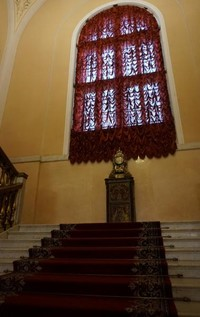 Satu spot di Armoury Chamber dimana mengambil gambar masih diperbolehkan.
