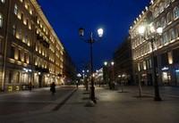 St Petersburg sebelumnya bernama Petrograd (1914-1924) dan Leningrad (1924-1991)