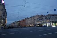 Merupakan kota pelabuhan yang terletak di tepi Sungai Neva dan Teluk Finskiy