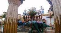 Mengintip dinosaurus di Batu, Malang