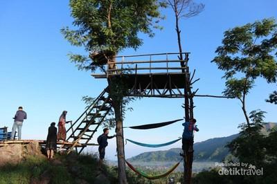 Mencari Ketenangan di Bukit Inspirasi, Sembalun