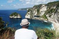 Diamond Beach @javaindoecotourism