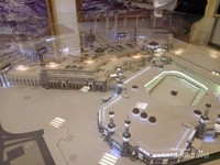 Rencana pengembangan Masjidil Haram