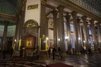 Setelah perang tahun 1812 (saat Napoleon dikalahkan) katedral menjadi monumen kemenangan Rusia