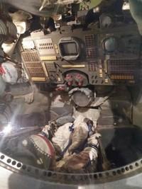 Museum ini menambah pengetahuan kita mengenai perkembangan luar angkasa tidak hanya Soviet tapi negara-negara lain di dunia