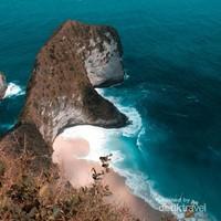 View Point Kelingking Beach