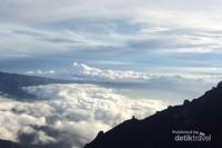 Lautan awan Mahameru