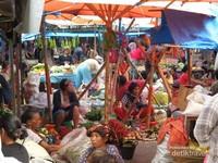 Pasar tradisional Parapat