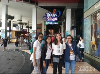 Akhir Pekan Ini, Main ke Trans Studio Bandung Yuk!